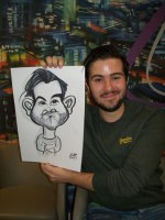 Caricatures Liverpool Southport